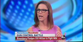 S.E. Cupp Pretends The NRA Doesn't Represent Gun Manufacturers