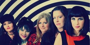 C&L Late Music Club With The 21st Century Pandoras: 'Joy Ride'