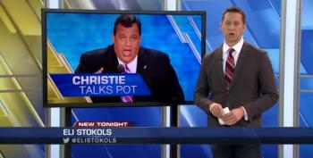 Colorado Fires Back Over Chris Christie's Marijuana Comments