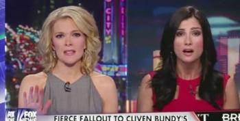 Megyn Kelly Shuts Down Dana Loesch's Attack On Harry Reid