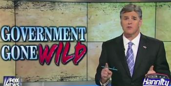 Sean Hannity Denounces Cliven Bundy's Racism Then Stands By Him