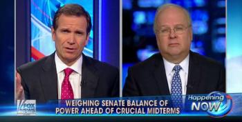 Rove 'Unskews' NYTimes Poll On Southern Senate Dems