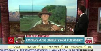 Cliven Bundy Brings A Dead Calf On CNN Interview