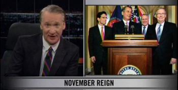 Maher: Republicans Employ Complex Multifaceted Technique Called 'Cheating' To Win Elections