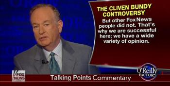 O'Reilly Pretends His Network Acted Responsibly With Coverage Of Bundy