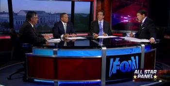 Fox Panel Does Damage Control For Ed Henry