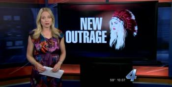 Oklahoma Governor's Daughter Continues To Anger Native Americans
