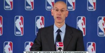 NBA Commissioner Bans Donald Sterling For Life, Imposes Fine, Forcing Sale Of Team