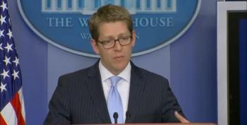 ABC's Jonathan Karl Badgers Jay Carney Over Latest Fake Benghazi 'Scandal'