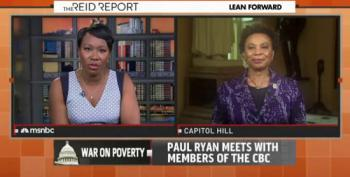 Ryan Meets With Congressional Black Caucus Following 'Inner-City Poverty' Remarks