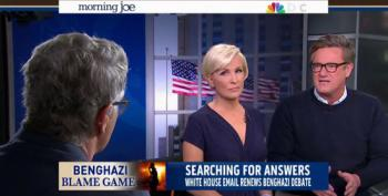 Joe Scarborough Loses His Mind On The Air Over Benghazi