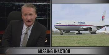 Maher: Time For CNN To Move On From Obsessively Covering Flight MH370