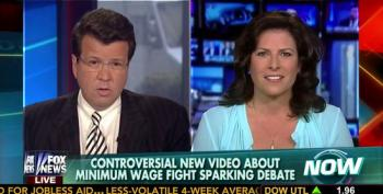 Cavuto Tries And Fails To Drown Out Guest On Minimum Wage
