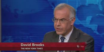 Brooks: We Now Have An Order That Nations Are Sacred, You Don't Invade Them