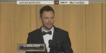 Joel McHale At The White House Correspondents' Dinner - Part Two