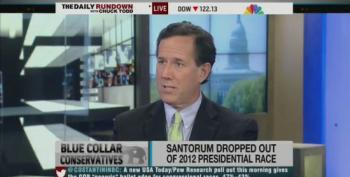 Rick Santorum Flip-Flops On Minimum Wage
