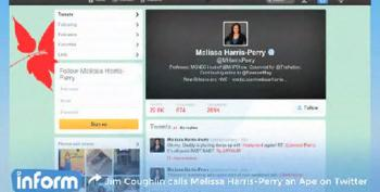 GOP Candidate Under Fire For Calling Melissa Harris-Perry An Ape