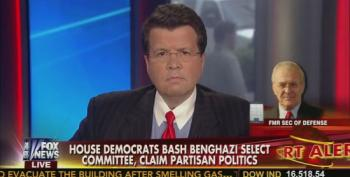 Fox Brings On War Criminal Donald Rumsfeld To Attack Clinton On Benghazi