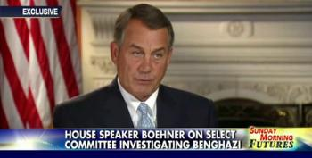 Boehner: Select Committee Will Be Paid For Out Of Existing House Funds