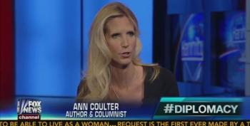 Coulter: Obama Has Done To America In Eight Years What It Took 100 Years To Happen To The British Empire