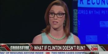 CNN's Cupp Claims The Democrats Have No Bench For 2016 If Clinton Doesn't Run