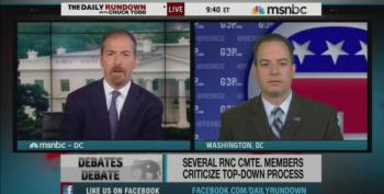 Reince Priebus Blames The Media For Their Disaster Of A Primary Process
