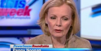 Peggy Noonan Goes Looney Tunes On ABC