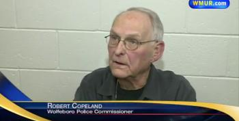 N.H. Police Commissioner Resigns After Calling Obama The N-Word