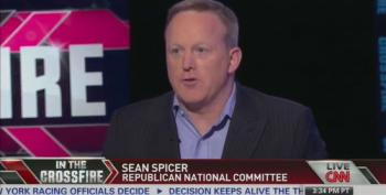 RNC's Spicer: Democrats Have A One-Seat Bench For 2016