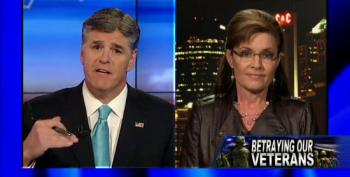Palin Uses VA Scandal As Excuse To Call Obama Lazy