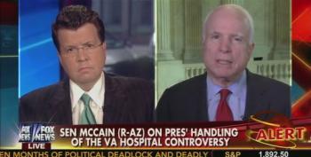 McCain Continues His Push To Privatize The VA