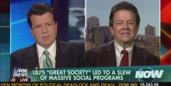 Art Laffer Tells Fox's Cavuto That Raising The Minimum Wage Is 'Really Anti-Poor'