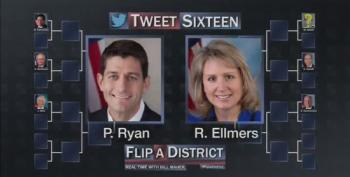 Bill Maher Adds Ryan And Ellmers To 'Flip A District' Campaign