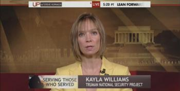Kayla Williams Pushes Back At Notion That VA Is Not Providing Good Quality Care