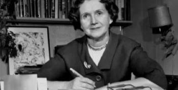Rachel Carson And The Legacy Of 'Silent Spring'