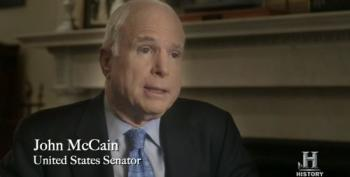 John McCain On History Channel: 'Bad Economies Give Rise To Extremist Organizations'