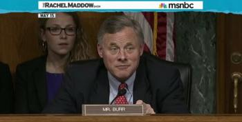Sen. Richard Burr Walks Out On Veterans Groups At VA Hearing