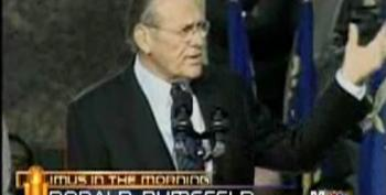 12 Years Ago: Donald Rumsfeld's Greatest Iraq War Memo