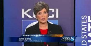 Senate Candidate Joni Ernst Calls UCSB Shooting An 'Unfortunate Accident'