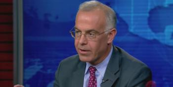 David Brooks Goes After Obama For Not Playing Master Of The Universe