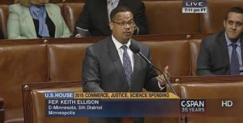 Rep. Keith Ellison On His Amendment To Curb Wage Theft