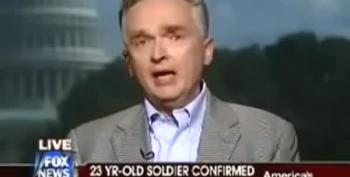 Down Memory Lane:  Fox Analyst Says The Taliban Could Do Us A Favor And Execute Bowe Bergdahl