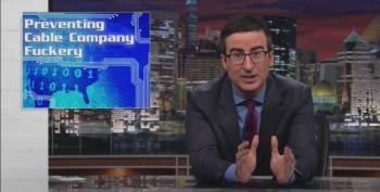 John Oliver Asks Internet Commenters To Put Their Skills To Good Use For Once