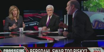 CNN Trots Out Wingnut Islamophobe Birther-King Frank Gaffney As Expert On Bergdahl Prisoner Swap