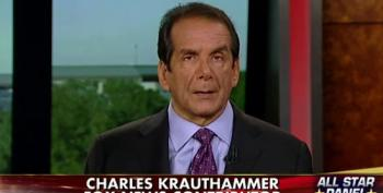 Krauthammer: Obama Didn't Have To Notify Congress Of Bergdahl Swap