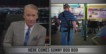 Bill Maher Slams 'Nitwits' In Open Carry Movement: 'You're Ammosexuals!'