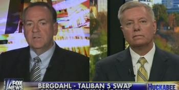 Graham: 'It Would Have Been Fine With Me' If Gitmo Detainees 'Had Died In Jail'