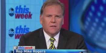 Rep. Mike Rogers: White House Thinks You're With Them Or 'For Thermonuclear War'
