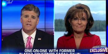 Palin: Obama Took First Shot In So-Called 'War On Women'