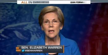Elizabeth Warren Is Coming For Mitch McConnell